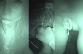 Хэллоуин с суками, которые хотят ебаться
