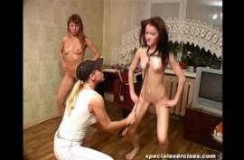 Спортивные танцульки лесбиянок №3