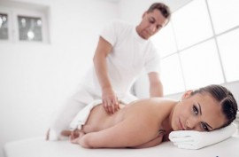 Немного массажа и много жаркого секса