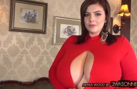Xenia Wood (aka Нина Потрапелюк) - Xenia In Red (28.04.2017)