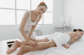 Лесбийский массаж - удовольствие телочек