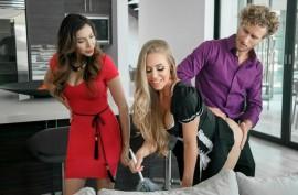 Шикарная  горничная Николь,  Николь Энистон (Nicole Aniston)