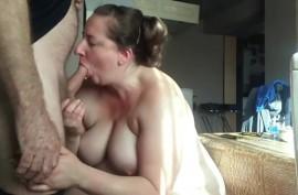 Зрелая жёнушка