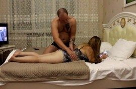 Домашний массаж и куни для любимой