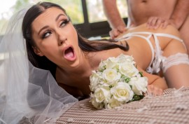 Трахает  чужую  невесту, Джазмин (Jazmin Luv)