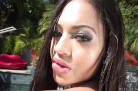 Карисса берет в рот и пизду,  Карисса Кейн (Karissa Kane)