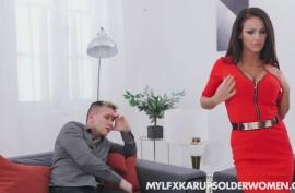 Ей  без одежды намного лучше, секс для красавицы Ниа Блэк  (Nia Black)