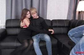 Русские снимают порно - куни, минет, в пизду и сперма в  рот