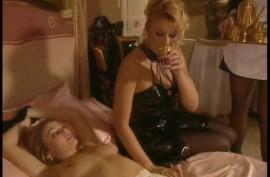 Лаура Сенклер - легенда французского порно