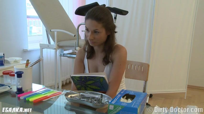 Петрова Татьяна Сергеевна на приеме у гинеколога