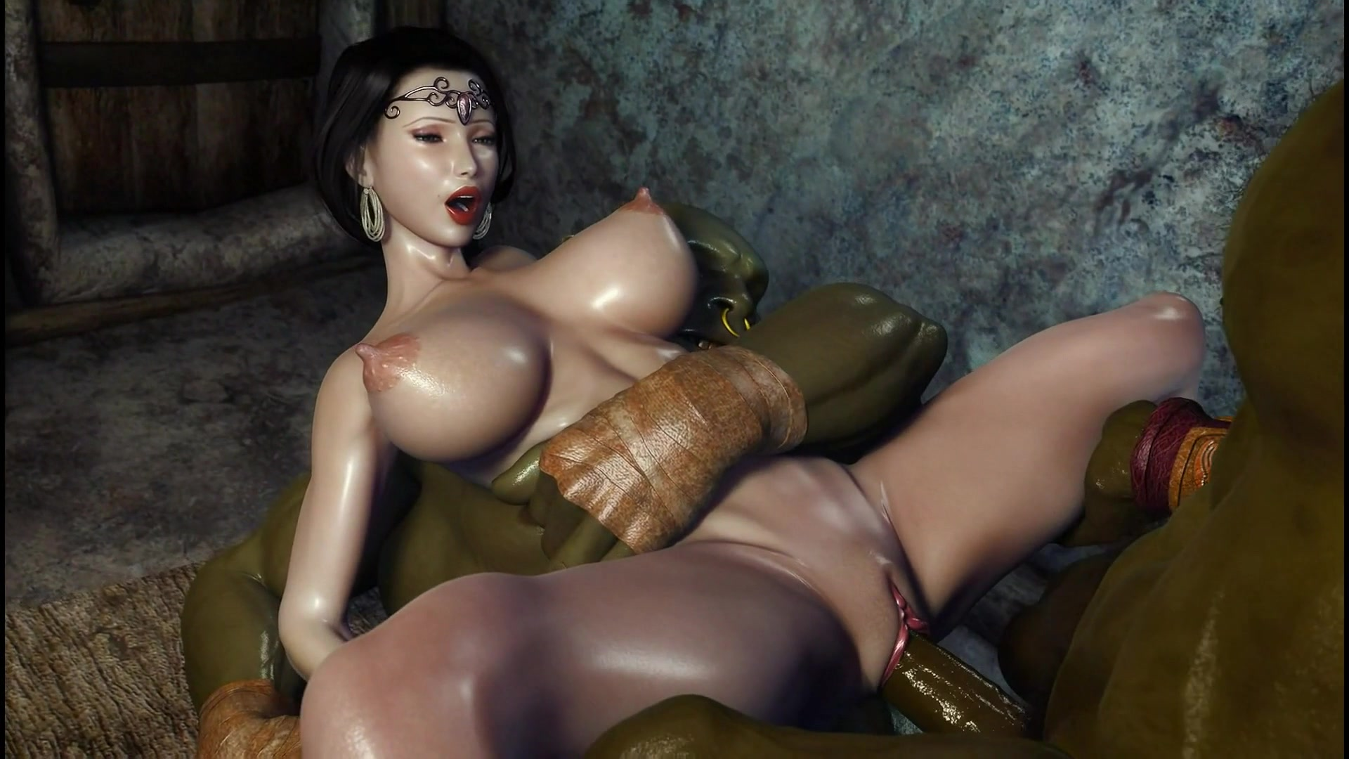 Порно мульт