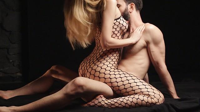 Интимный любительский секс