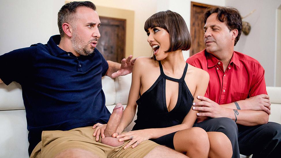 Дженис Гриффит хочет член приятеля мужа
