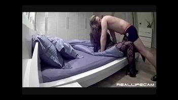 Реальный русский  домашний секс