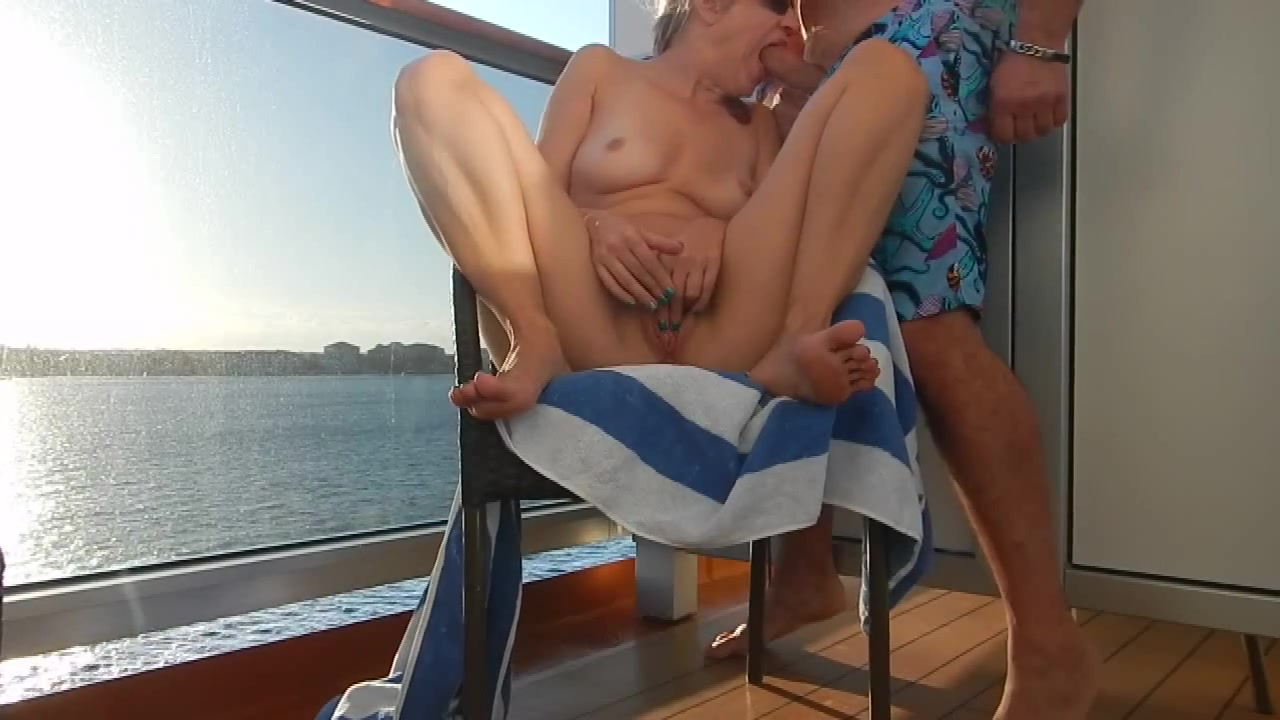Sex on cruise lines